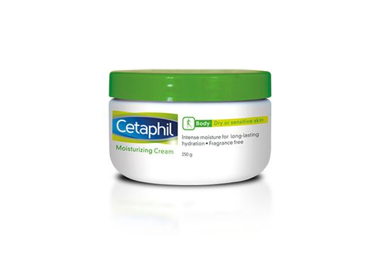 Cetaphil Moisturizing Cream Hudkräm, 250 g