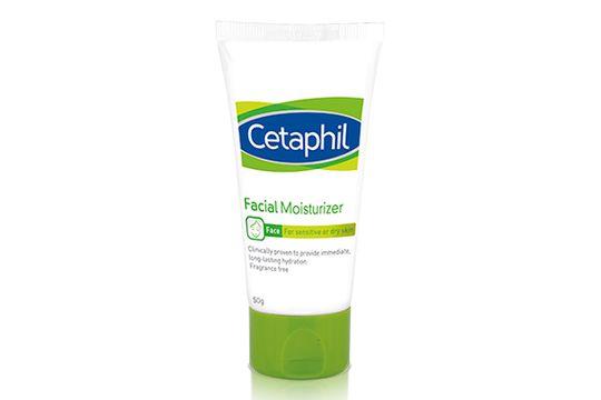 Cetaphil Facial Moisturizer Mjukgörande och fuktgivande ansiktskräm. 50 g