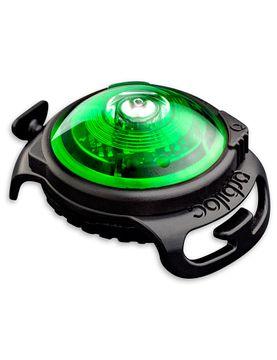 Orbiloc Säkerhetslampa Grön. 1 st