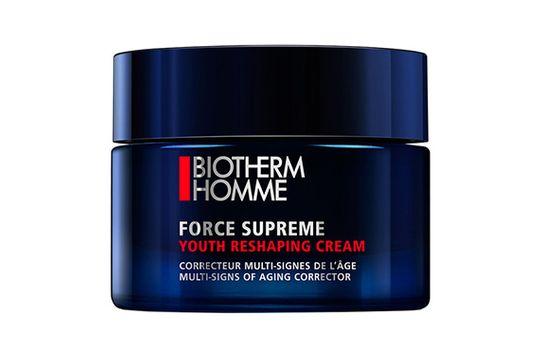 Biotherm Homme Youth Architect Cream Force Supreme, Ansiktskräm, 50 ml