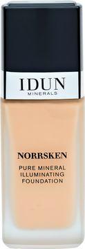 IDUN Minerals Nail Liquid Foundation Norrsken Embla Foundation, 30 ml