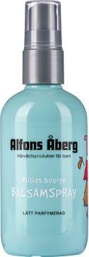 Alfons Åberg Millas busiga balsamspray Balsamspray för barn, 150 ml