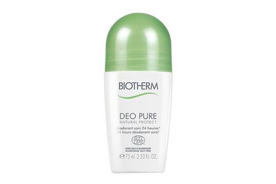 Biotherm Ecocert Roll-On Deodorant. 75 ml