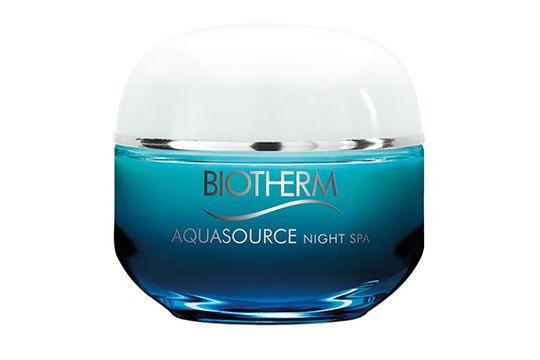 Biotherm Night Spa Cream Aquaspurce. Nattkräm. 50 ml