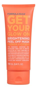 Formula 10.0.6 Get Your Glow On Mask 100 ml