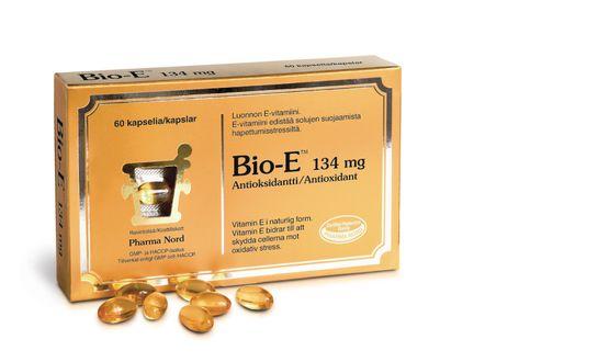 Pharma Nord Bio-E 134 mg 60 kapslar