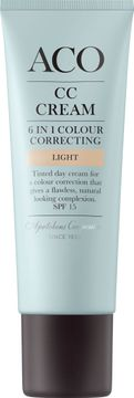 ACO Face CC Cream Light Spf 15 50 ml
