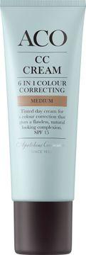 ACO CC Cream Medium SPF 15 CC cream, 50 ml