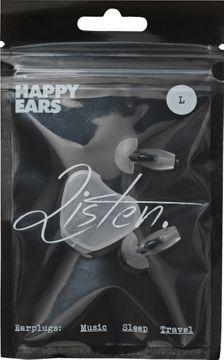 Happy Ears Öronproppar Large Öronproppar, 1 par