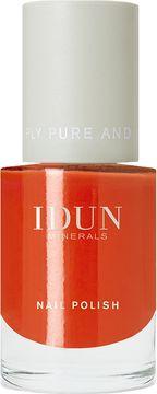 IDUN Minerals Nail Polish Karneol Nagellack, 11 ml