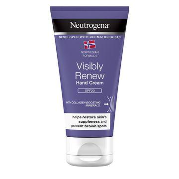 Neutrogena Visibly Renew Hand Cream SPF 20 Handkräm, 75 ml
