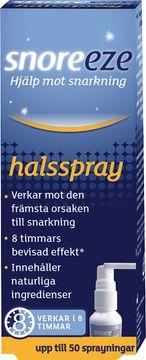Snoreeze Throat Spray Halsspray, 23,5 ml