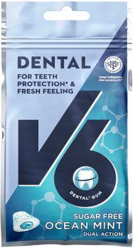 V6 Dental Dual Action Ocean Mint 30 G