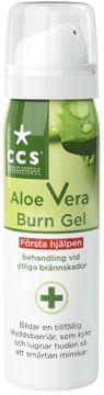CCS Aloe Vera Burn gel Behandling brännskada, 50 ml
