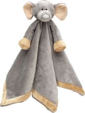 Teddykompaniet Diinglisar Wild Snuttefilt Elefant 1 st