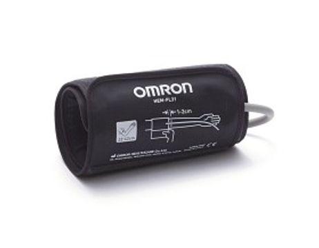 Omron Manschett Comfort Svart