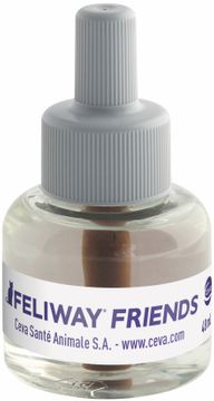 Feliway Friends Refill Feromonrefill till doftavgivare, 48 ml