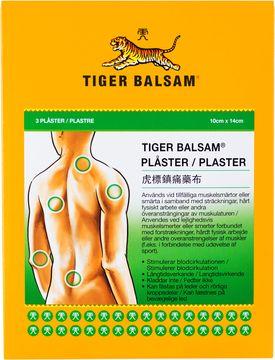 Tiger Balsam Plåster