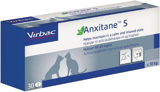 Virbac Tablett till hund/katt 30 stk