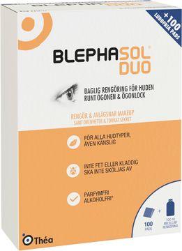 Blephasol Duo Micellär make up remover Sminkborttagning, 100 ml