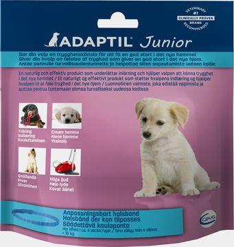 Adaptil Junior Feromonhalsband Lugnande halsband. 1 st.