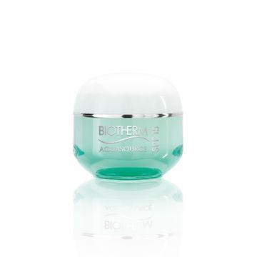 Biotherm Aquasource Cream SPF15 Dagkräm. 50 ml