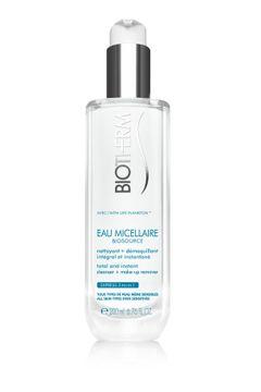 Biotherm Eau Micellaire Biosource, Rengöringsvatten, 200 ml