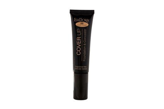 Isadora Cover Up Foundation & Concealer 68 Honey Cover
