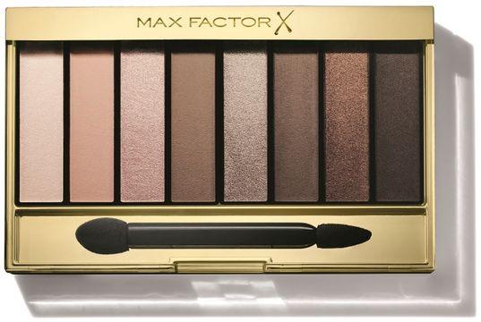 Max Factor Masterpiece Nude Palette Eyeshadow 01 Cappuccino Nudes