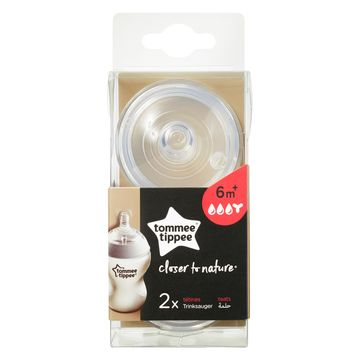 Tommee Tippee Closer To Nature Di-napp Steg 4 Dinapp, 2 st