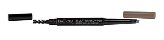 Isadora Sculpting Brow Pen Waterproof 84 Light Brown, Ögonbrynspenna