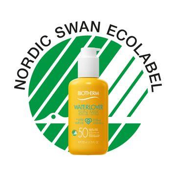 Biotherm Waterlover Sun Milk SPF 50, Solskydd, 200 ml