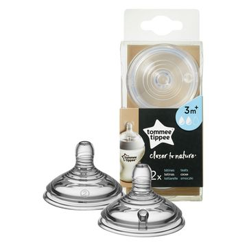 Tommee Tippee Closer To Nature Di-napp Steg 2 Dinapp, 2 st
