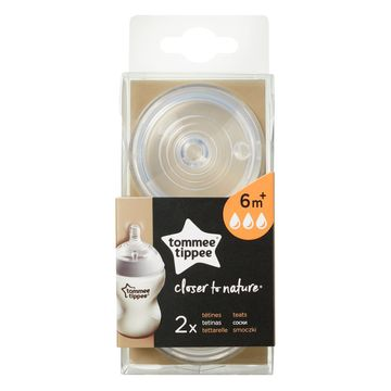 Tommee Tippee Closer To Nature Di-napp Steg 3 Dinapp, 2 st
