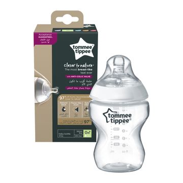 Tommee Tippee Closer To Nature 260 ml Nappflaska, 1 st