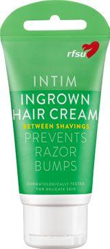 RFSU Ingrown Hair Cream Intimkräm, 40 ml
