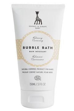 Sophie la girafe Cosmetics Sophie la girafe Baby SLG Baby Bubble Bath 150 ml