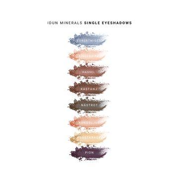 IDUN Minerals Eyeshadow Nästrot Ögonskugga, 3 g