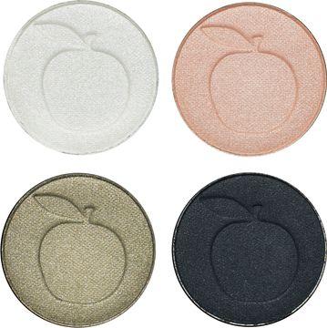 IDUN Minerals Eyeshadow Palette Vitsippa Ögonskugga, 4 g