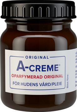 A-creme Mjukgörande och återfuktande creme Oparfymerad