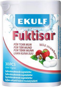 EKULF Fuktisar Wild Strawberry 30st