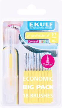 EKULF pH professional ph professional konisk pH professional konisk 0,7mm 18st