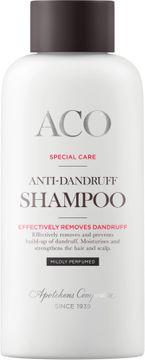 ACO Special Care - Anti Dandruff Shampoo Mjällschampo, parfymerad. 200 ml.