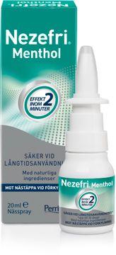 Nezefri Menthol 20 ml