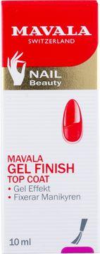 Mavala Gel finish top coat 10ml
