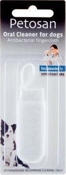 Petosan Oral Cleaner Fingertandborste, 1 st