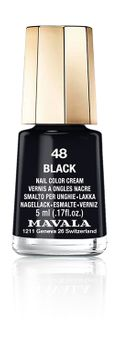 Mavala Minilack Black 5ml