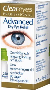 Professional Clear Eyes Prof. 10ml 10 ml