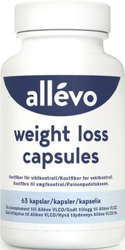 Allévo Weight Loss Kapslar, 63 st