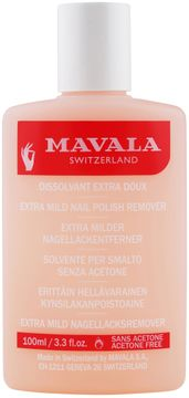 Mavala Extra mild nagellacksremover 100ml